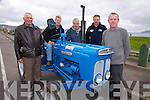 'Betsy' is getting ready to take on the Headlands again this Whit Weekend in order to raise money for Cancer Research, She will start in Mizen Head and make her way to Carnsore Point in Waterford, pictured here some of her companions for the journey l-r: Kevin Curran, Frank O'Meara, Ogie Moran, Mark Walsh & Gerald Sugrue.