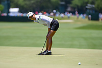 Jenny Shin (KOR) barely misses her birdie putt on 4 during round 3 of the 2019 US Women's Open, Charleston Country Club, Charleston, South Carolina,  USA. 6/1/2019.<br /> Picture: Golffile | Ken Murray<br /> <br /> All photo usage must carry mandatory copyright credit (© Golffile | Ken Murray)