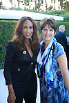PALM SPRINGS - APR 27: Beverly Johnson, Lucie Arnaz at a cultivation event for The Actors Fund at a private residence on April 27, 2016 in Palm Springs, California