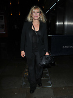 Jo Wood at the Cantina Laredo new bar launch party, Cantina Laredo, Upper St Martin's Lane, London, England, UK, on Wednesday 11 October 2017.<br /> CAP/CAN<br /> &copy;CAN/Capital Pictures