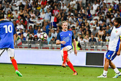 June 17th 2017; Allianz Riviera, Nice, France; Legends football international, France versus Italy;  Emmanuel Petit (France)