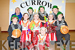 CHRISTMAS PANTO: Member's of the Currow Kids Drama Group ready for their Christmas Panto at their dress rehearsals in the Currow Community Centre on Friday pictured Tim Landers, Dylan O'Rourke, Leora McEnery, Anthony Bird, Kerrie McCarthy, Reece Nelligan, Rachel O'Connor, Moss O'Callaghan, Adam Manley and Megan.