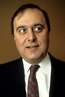FILE - Joseph Ghiz, June 15, 1987<br /> <br /> Photo : Agence Quebec Presse
