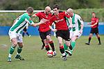 Redbridge FC v Great Wakering Rovers 07 April 2012