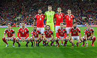 Wales v Serbia - World Cup Qualifier - 12.11.2016
