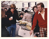 Ordinary People (1980) <br /> Behind the scenes photo of Robert Redford, Mary Tyler Moore &amp; Donald Sutherland<br /> *Filmstill - Editorial Use Only*<br /> CAP/MFS<br /> Image supplied by Capital Pictures