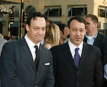 "HOLLYWOOD, CA. - May 12: Ted Raimi and Sam Raimi arrive at the premiere of Universal Pictures' ""Drag Me To Hell"" at Grauman's Chinese Theatre on May 12, 2009 in Hollywood, California."