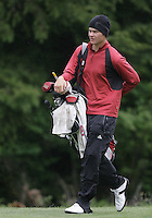 21 May, 2010:   University of Denver's Espen Kofstad walks to hole 11 during the first round of the NCAA West Regionals at Gold Mountain Golf Course in Bremerton, Washington.