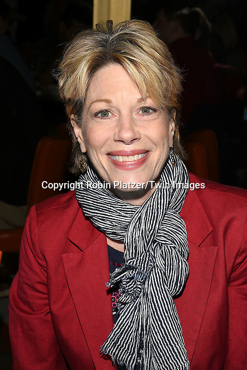 Marin Mazie attends the Broadway Cares/Equity Fights Aids Flea Market and Grand Auction on September 25, 2016 at the Music Box Theatre and in Shubert Ally in New York, New York, USA. <br /> <br /> photo by Robin Platzer/Twin Images<br />  <br /> phone number 212-935-0770