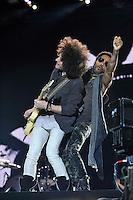 30/06/2012. Arganda del Rey. Rock In Rio Madrid 2012. Lenny Kravitz (c) Ivan espinola/ DyD Fotografos/ Zenitimages