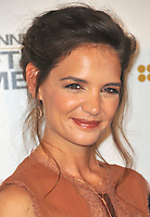 www.acepixs.com<br /> <br /> March 15 2017, LA<br /> <br /> Katie Holmes arrives at the premiere of 'The Kennedys After Camelot' at The Paley Center for Media on March 15, 2017 in Beverly Hills, California.<br /> <br /> By Line: Peter West/ACE Pictures<br /> <br /> <br /> ACE Pictures Inc<br /> Tel: 6467670430<br /> Email: info@acepixs.com<br /> www.acepixs.com