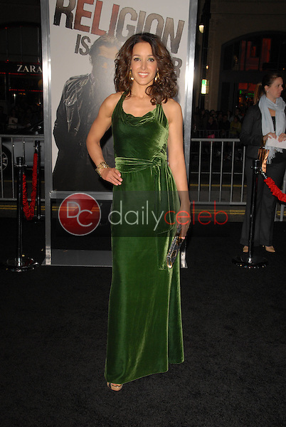 Jennifer Beals<br /> at 'The Book Of Eli' Premiere, Chinese Theater, Hollywood, CA. 01-11-10<br /> David Edwards/Dailyceleb.com 818-249-4998