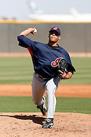 Joseph Colon - Cleveland Indians 2009 Instructional League. .Photo by:  Bill Mitchell/Four Seam Images..