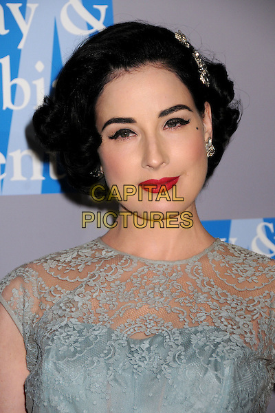 81200cfdf2b2 DITA VON TEESE.An Evening With Women  Celebrating Art
