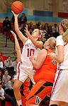 Washington at Lincoln Girls High School Basketball
