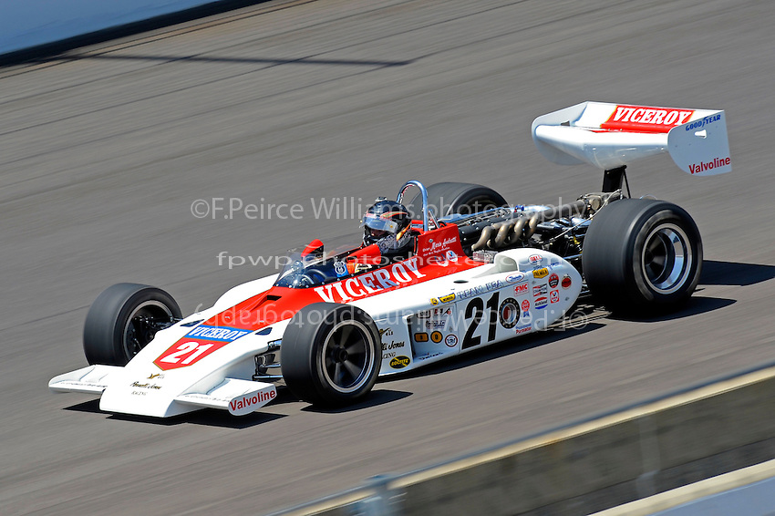 #21 ? ex-Mario Andretti Eagle (rear engine era)