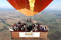 20151015 October 15 Hot Air Balloon Gold Coast