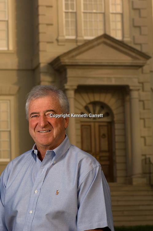 Don Tharpe, Piedmont historian, Warrenton, VA