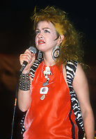 Cyndi Lauper 1986<br /> Photo By John Barrett/PHOTOlink