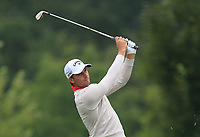 Haydn Porteous (RSA) on the 5th fairway during Round 3 of the D+D Real Czech Masters at the Albatross Golf Resort, Prague, Czech Rep. 02/09/2017<br /> Picture: Golffile | Thos Caffrey<br /> <br /> <br /> All photo usage must carry mandatory copyright credit     (&copy; Golffile | Thos Caffrey)