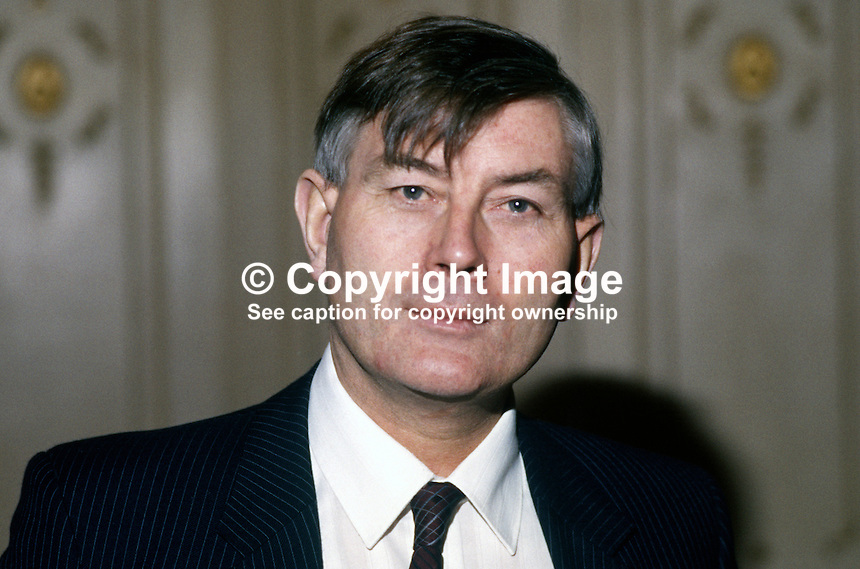 John Russell, member, Central Secretariat, N Ireland Office, Stormont Castle, Belfast, 19840020JR1..Copyright Image from Victor Patterson, 54 Dorchester Park, Belfast, UK, BT9 6RJ..Tel: +44 28 9066 1296.Mob: +44 7802 353836.Voicemail +44 20 8816 7153.Skype: victorpattersonbelfast.Email: victorpatterson@me.com.Email: victorpatterson@ireland.com (back-up)..IMPORTANT: If you wish to use this image or any other of my images please go to www.victorpatterson.com and click on the Terms & Conditions. Then contact me by email or phone with the reference number(s) of the image(s) concerned.