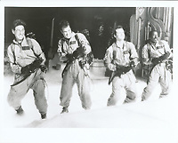 Ghostbusters (1984) <br /> Harold Ramis, Dan Aykroyd, Bill Murray &amp; Ernie Hudson<br /> *Filmstill - Editorial Use Only*<br /> CAP/KFS<br /> Image supplied by Capital Pictures