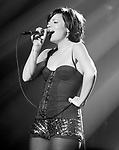 """Lily Allen performed live for night 2 of the """"It's Not Me,It's You"""" tour at The Wiltern Theatre in Los Angeles, California on April 02,2009                                                                     Copyright 2009 RockinExposures"""