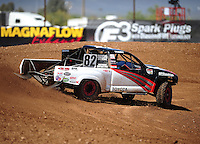 Apr 15, 2011; Surprise, AZ USA; LOORRS driver Chris Brandt (82) during round 3 and 4 at Speedworld Off Road Park. Mandatory Credit: Mark J. Rebilas-.