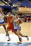 FInal lliga Catalana Basquet Femeni. La seu d'Urgell. Cadi ICG Software - UNIGIRONA