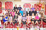 BIRTHDAY FUN: Eileen Moriarty, Connolly park, Tralee (seated centre) having a great time celebrating her 70th birthday with family and friends at the Imperial hotel, Tralee on Saturday.