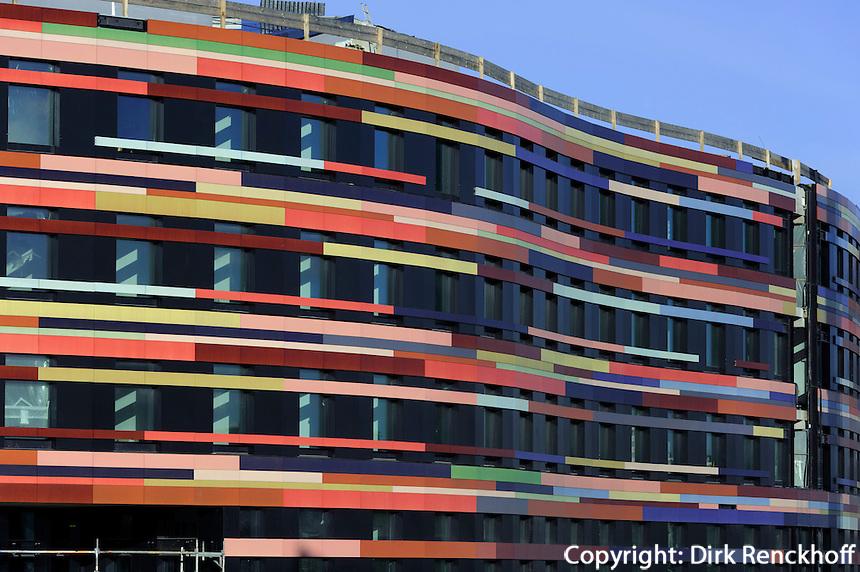 Behörde für Stadtentwicklung und Umwelt (BSU), Internationale Gartenschau IGS und Bauausstellung IBA 2013 in  Hamburg-Wilhelmsburg, Deutschland