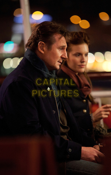 Liam Neeson & Maggie Grace.in Taken 2 (2012).*Filmstill - Editorial Use Only*.CAP/FB.Supplied by Capital Pictures.