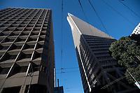 San Francisco nella foto Transamerica Pyramid geografico California 25/09/2017 foto Matteo Biatta<br />San Francisco in the picture Transamerica Pyramid geographic San Francisco 25/09/2017 photo by Matteo Biatta