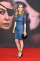 LONDON, UK. October 20, 2018: Faye Marsaye at the London Film Festival screening of &quot;A Private War&quot; at the Cineworld Leicester Square, London.<br /> Picture: Steve Vas/Featureflash