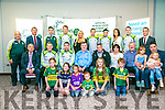 At the Launch of the  Kerry GAA & Horans Health Store  sponsorship event at the rose hotel on Monday