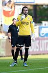 Nederland, Rotterdam, 15 mei 2014<br /> Jupiler play-offs<br /> Finale<br /> Sparta - FC Dordrecht <br /> Khalid Sinouh, keeper (doelman) van Sparta