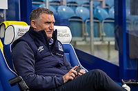 Blackburn Rovers' manager Tony Mowbray pictured before the match<br /> <br /> Photographer Andrew Kearns/CameraSport<br /> <br /> The EFL Sky Bet Championship - Queens Park Rangers v Blackburn Rovers - Saturday 5th October 2019 - Loftus Road - London<br /> <br /> World Copyright © 2019 CameraSport. All rights reserved. 43 Linden Ave. Countesthorpe. Leicester. England. LE8 5PG - Tel: +44 (0) 116 277 4147 - admin@camerasport.com - www.camerasport.com