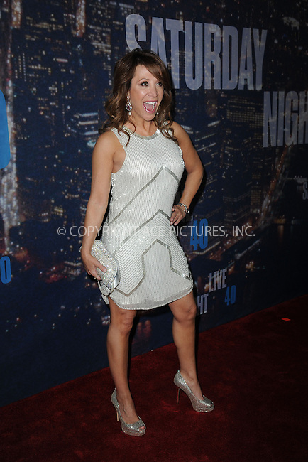 WWW.ACEPIXS.COM<br /> February 15, 2015 New York City<br /> <br /> Cheri Oteri walks the red carpet at the SNL 40th Anniversary Special at 30 Rockefeller Plaza on February 15, 2015 in New York City.<br /> <br /> Please byline: Kristin Callahan/AcePictures<br /> <br /> ACEPIXS.COM<br /> <br /> Tel: (646) 769 0430<br /> e-mail: info@acepixs.com<br /> web: http://www.acepixs.com