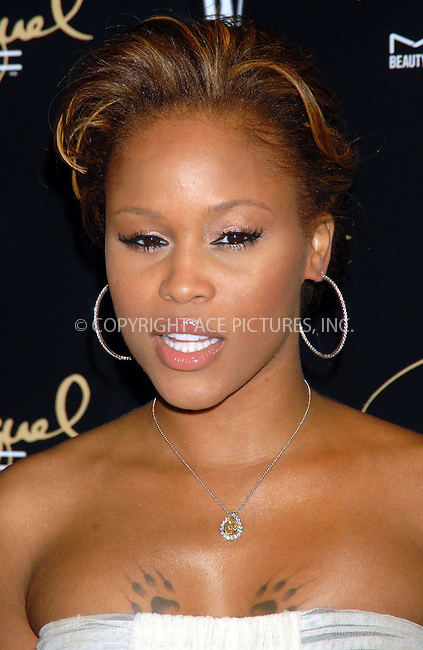 WWW.ACEPIXS.COM . . . . . ....January 17, 2007, New York City.....Eve attends the MAC Cosmetics celebration to honor Raquel Welch as a Beauty Icon at Gilt the New York Palace Hotel.....Please byline: KRISTIN CALLAHAN - ACEPIXS.COM.. . . . . . ..Ace Pictures, Inc:  ..(212) 243-8787 or (646) 679 0430..e-mail: picturedesk@acepixs.com..web: http://www.acepixs.com
