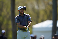 Graeme McDowell (NIR) on the 12th tee during the 1st round at the PGA Championship 2019, Beth Page Black, New York, USA. 16/05/2019.<br /> Picture Fran Caffrey / Golffile.ie<br /> <br /> All photo usage must carry mandatory copyright credit (&copy; Golffile | Fran Caffrey)
