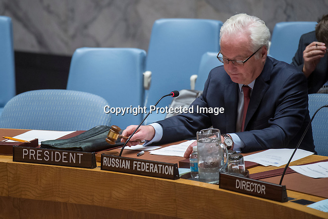 Security Council Meeting<br /> The situation in the Central African Republic<br /> Report of the Secretary-General on the situation in the Central African Republic (S/2016/824)