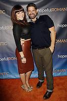LOS ANGELES - NOV 9: Shoshana Bean, Matt Zarley at the special screening of Matt Zarley's 'hopefulROMANTIC' at the American Film Institute on November 9, 2014 in Los Angeles, California