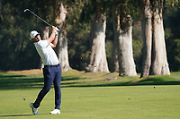 Brooks Koepka (USA) In action during the final round of the The Genesis Invitational, Riviera Country Club, Pacific Palisades, Los Angeles, USA. 15/02/2020<br /> Picture: Golffile | Phil Inglis<br /> <br /> <br /> All photo usage must carry mandatory copyright credit (© Golffile | Phil Inglis)
