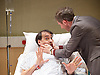 4000 Days<br /> by Peter Quilter<br /> directed by Matt Aston at Park Theatre, London, Great Britain <br /> 14th January 2016 <br /> <br /> Daniel Weyman as Paul <br /> <br /> Alistair McGowan as Michael <br /> <br /> <br /> Photograph by Elliott Franks <br /> Image licensed to Elliott Franks Photography Services