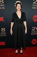 6 January 2018 - Los Angeles, California - Sabrina Sutherland. Showtime Golden Globe Nominee Celebration held at the Sunset Tower Hotel in Los Angeles. Photo Credit: AdMedia