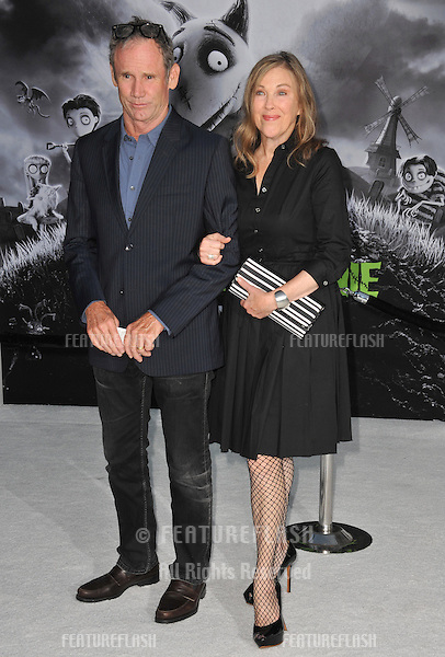 "Catherine O'Hara at the premiere of her movie ""Frankenweenie"" at the El Capitan Theatre, Hollywood..September 24, 2012  Los Angeles, CA.Picture: Paul Smith / Featureflash"