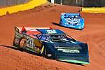 Feb 07, 2014; 11:46:38 AM; Waynesville, GA., USA; The Lucas Oil Late Model Dirt Series running The Georgia Boot Super Bowl of Racing at Golden Isles Speedway.  Mandatory Credit: (thesportswire.net)