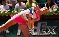 ALISON VAN UYTVANCK (BEL)<br /> <br /> Tennis - French Open 2015 -  Roland Garros - Paris -  ATP-WTA - ITF - 2015  - France <br /> <br /> &copy; AMN IMAGES