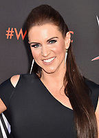 NORTH HOLLYWOOD, CA - JUNE 06: Stephanie McMahon-Levesque attends WWE's first-ever Emmy 'For Your Consideration' event at Saban Media Center on June 6, 2018 in North Hollywood, California.<br /> CAP/ROT/TM<br /> &copy;TM/ROT/Capital Pictures