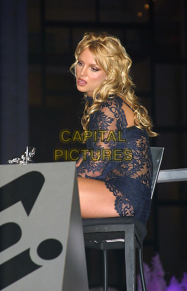BRITNEY SPEARS.MTV Video Music Awards 2001.www.capitalpictures.com.©Capital Pictures